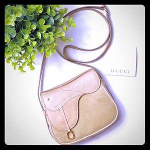 Gucci Saddle Bag Crossbody